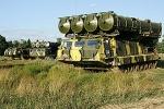 Специально для сирийской местности российские С-300 выкрашены в соответствующие цвета
